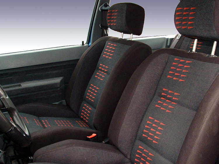 Phase 2 for Renault super 5 interieur